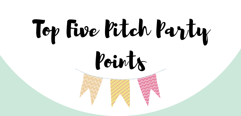 top-five-pitch-party-points